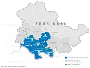 Wirtschaftsregion Thüringer Wald